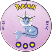 Pokémon (small) 134-Vaporeon.