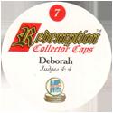 Redemption Collector Caps 007-Deborah-(back).