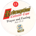 Redemption Collector Caps 011-Prayer-and-Fasting-(back).