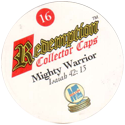 Redemption Collector Caps 016-Mighty-Warrior-(back).