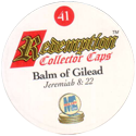 Redemption Collector Caps 041-Balm-of-Gilead-(back).