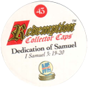 Redemption Collector Caps 043-Dedication-of-Samuel-(back).