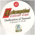 Redemption Collector Caps 043-Dedication-of-Samuel-(back).