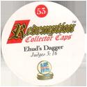 Redemption Collector Caps 053-Ehud's-Dagger-(back).