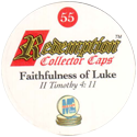 Redemption Collector Caps 055-Faithfulness-of-Luke-(back).