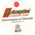 Redemption Collector Caps 057-Determination-of-Nehemiah-(back).
