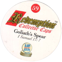 Redemption Collector Caps 059-Goliath's-Spear-(back).
