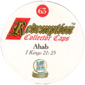 Redemption Collector Caps 063-Ahab-(back).