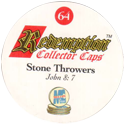 Redemption Collector Caps 064-Stone-Throwers-(back).