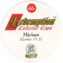 Redemption Collector Caps 066-Miriam-(back).
