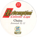 Redemption Collector Caps 077-Chains-(back).