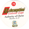 Redemption Collector Caps 078-Authority-of-Christ-(back).