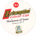 Redemption Collector Caps 094-Meekness-of-Isaac-(back).