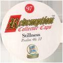Redemption Collector Caps 097-Stillness-(back).