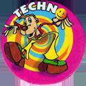 Roll' Caps 38-Techno.
