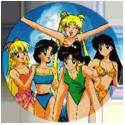Sailor Moon Caps 108.