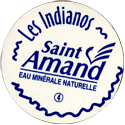 Saint Amand Les Indianos Back.