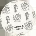 Slam Jack Caps > Série 2 Back.