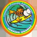 Slam Jack Caps > Série 3 21-Surfing-Orange.