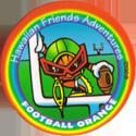 Slam Jack Caps > Série 3 36-Football-Orange.
