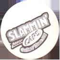 Slammin' Laser Caps Back.