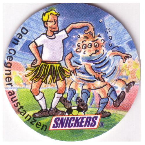 Snickers Lustige Fußball-tricks 02-Den-Gegner-austanzen.