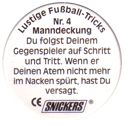 Snickers Lustige Fußball-tricks 04-Manndeckung-(back).