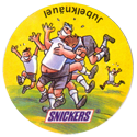 Snickers Lustige Fußball-tricks 07-Jubelknäuel.