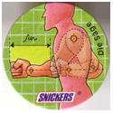 Snickers Lustige Fußball-tricks 08-Die-Säge.