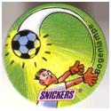 Snickers Lustige Fußball-tricks 10-Bogenlampe.