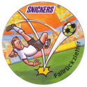 Snickers Lustige Fußball-tricks 13-Fallrückzieher.