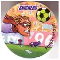 Snickers Lustige Fußball-tricks 17-Flugkopfball.