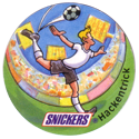 Snickers Lustige Fußball-tricks 21-Hackentrick.