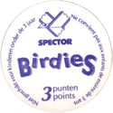 Spector Birdies Back.