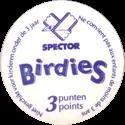 Spector Birdies Back.