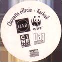 Spicy Caps Chouette-effraie-・-Kerkuil-(back).
