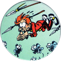 Caps > Spirou / Robbedoes 23-Spriou-diving-from-spears.