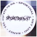 Sportdienst Back.