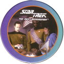 Star Trek: The Next Generation 35-Lt.-Commander-Data,-Lt.-Worf-in-sickbay.