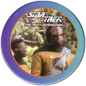 Star Trek: The Next Generation 38-Lieutenant-Worf,-Lieutenant-Cmdr.-La-Forge.