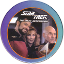 Star Trek: The Next Generation 49-Commander-Riker,-Dr.-Crusher,-Captain-Picard.