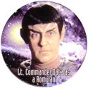 Star Trek Space Caps 25-Lt.-Commander-Data-as-a-Romulan.