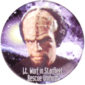 Star Trek Space Caps 28-Lt.-Worf-in-Starfleet-Rescue-Uniform.