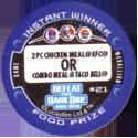 Star Wars Episode 1 (KFC, Taco Bell & Pizza Hut) Instant-Winner-Food-Prize-(back).