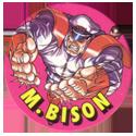 Vidal Golosinas > Street Fighter II 24-M.-Bison.