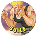 Vidal Golosinas > Street Fighter II 25-Guile.