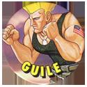 Vidal Golosinas > Street Fighter II 25-Guile.