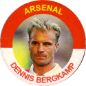 Striker Arsenal-Dennis-Bergkamp.