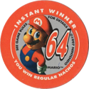 Taco Bell Nintendo 64 64-Mario-(Regular-Nachos).
