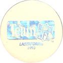 Team NFL (Laserform 1993) Back.
